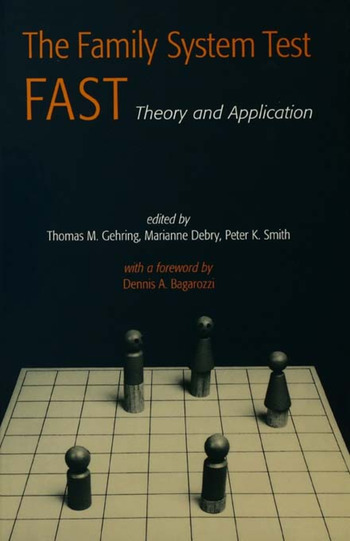 The Family Systems Test (FAST) Theory and Application book cover
