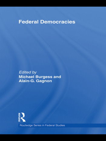 Federal Democracies book cover