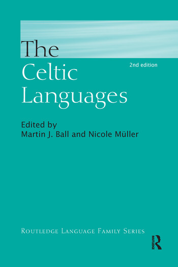 The Celtic Languages book cover