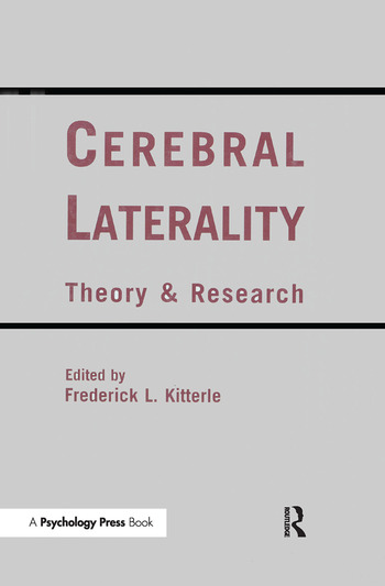 Cerebral Laterality Theory and Research book cover