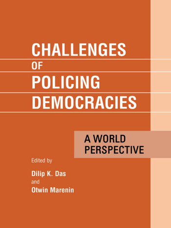 Challenges of Policing Democracies A World Perspective book cover