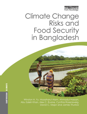 Climate Change Risks and Food Security in Bangladesh book cover