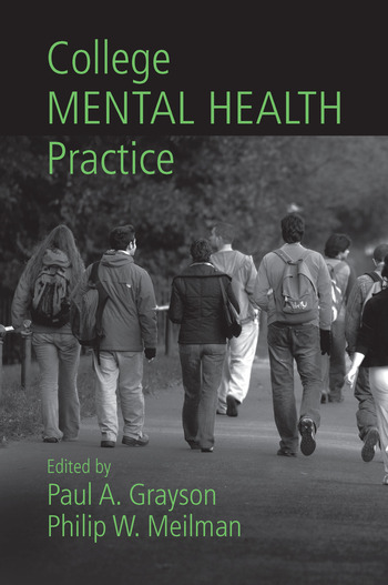 College Mental Health Practice book cover