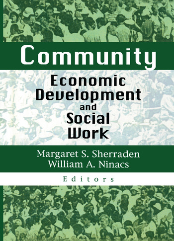Community Economic Development and Social Work book cover