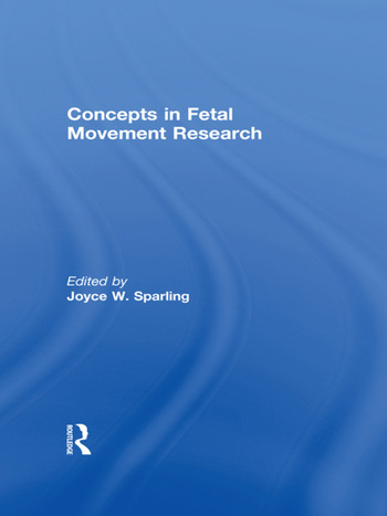Concepts in Fetal Movement Research book cover