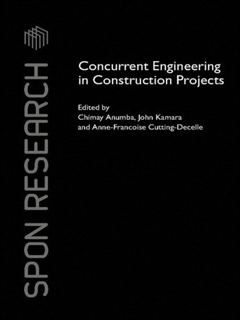 Concurrent Engineering in Construction Projects book cover