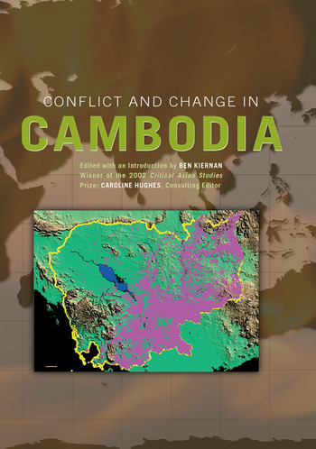 Conflict and Change in Cambodia book cover