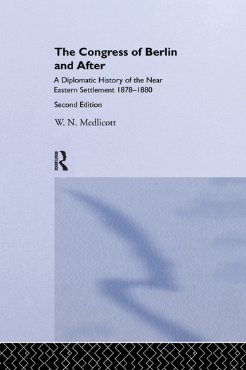Congress of Berlin and After book cover