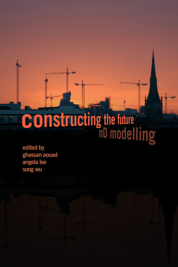 Constructing the Future nD Modelling book cover