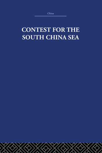 Contest for the South China Sea book cover