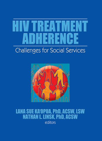 HIV Treatment Adherence Challenges for Social Services book cover