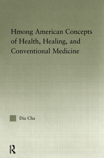 Hmong American Concepts of Health book cover