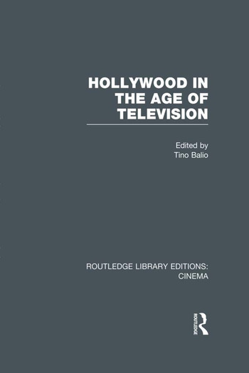 Hollywood in the Age of Television book cover