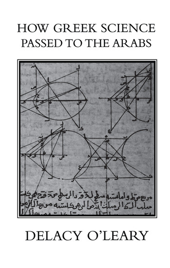 How Greek Science Passed On To The Arabs book cover