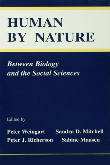 Human By Nature Between Biology and the Social Sciences book cover