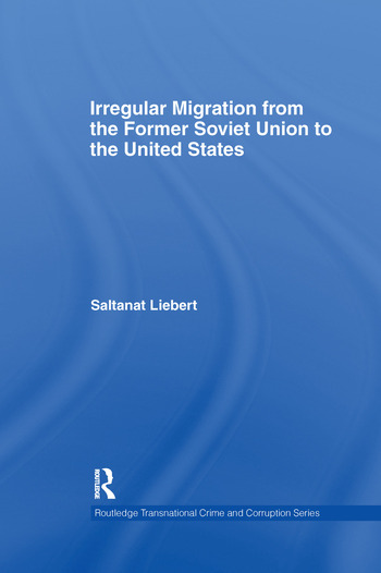 Irregular Migration from the Former Soviet Union to the United States book cover