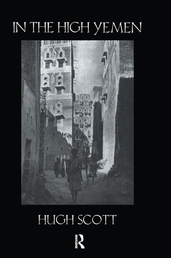 In The High Yemen book cover