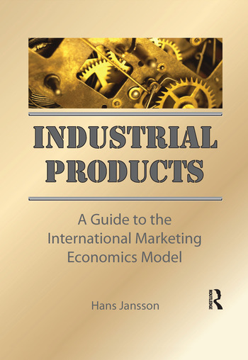 Industrial Products A Guide to the International Marketing Economics Model book cover