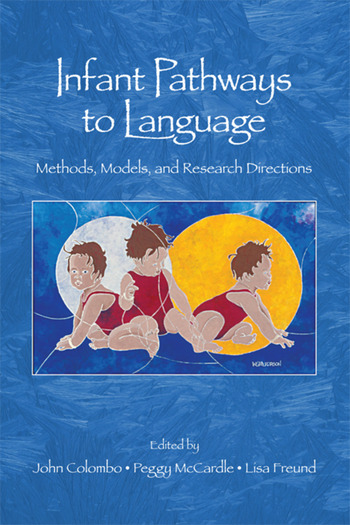 Infant Pathways to Language Methods, Models, and Research Directions book cover