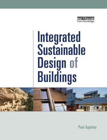 Integrated Sustainable Design of Buildings book cover