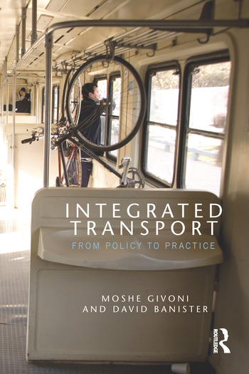 Integrated Transport From Policy to Practice book cover