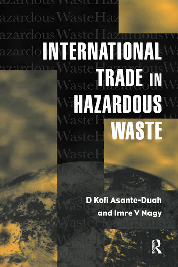 International Trade in Hazardous Wastes book cover