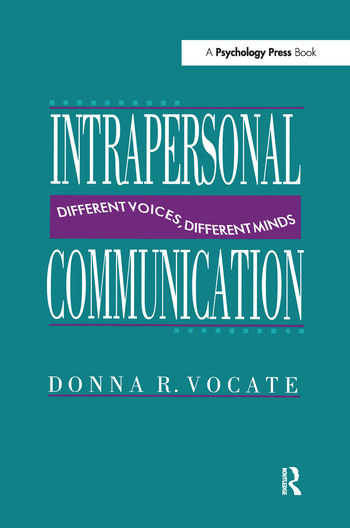 Intrapersonal Communication Different Voices, Different Minds book cover