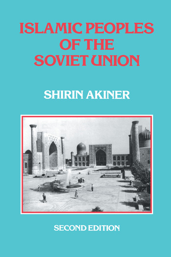Islamic Peoples Of The Soviet Un book cover