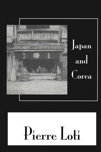 Japan & Corea book cover