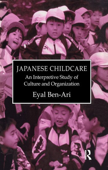 Japanese Childcare book cover
