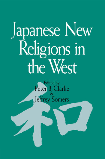 Japanese New Religions in the West book cover