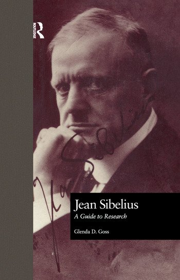 Jean Sibelius A Guide to Research book cover