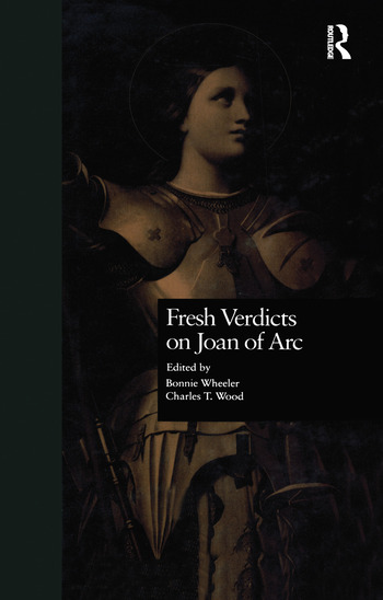 Fresh Verdicts on Joan of Arc book cover