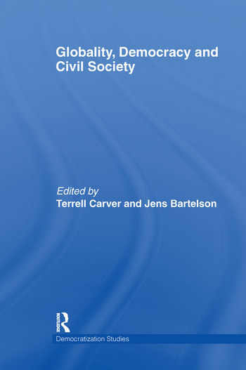 Globality, Democracy and Civil Society book cover