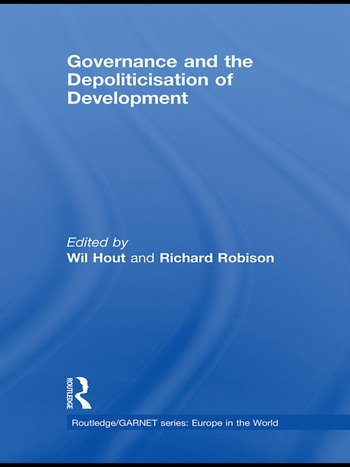 Governance and the Depoliticisation of Development book cover