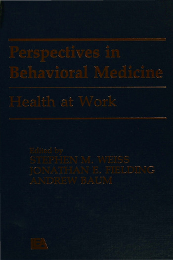 Health at Work book cover