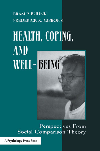 Health, Coping, and Well-being Perspectives From Social Comparison Theory book cover