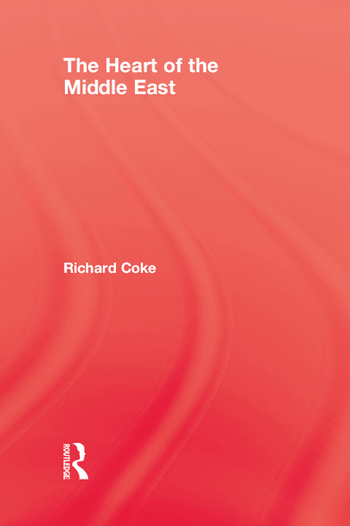Heart Of Middle East book cover