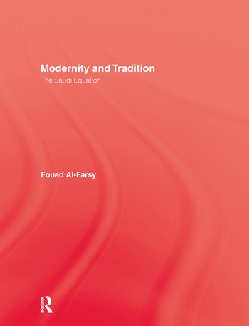 Modernity & Tradition book cover