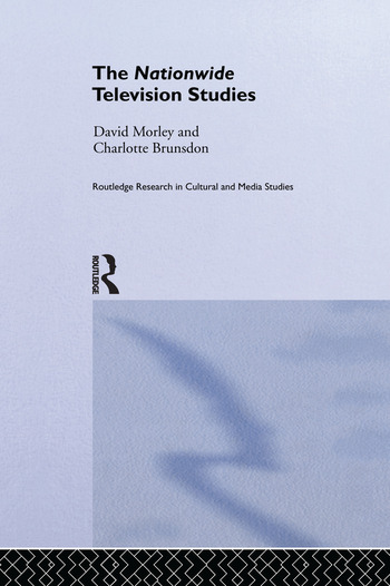 The Nationwide Television Studies book cover