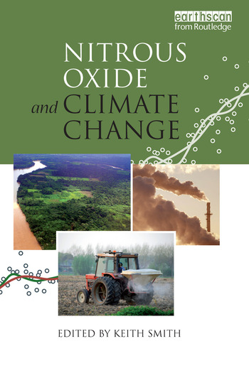 Nitrous Oxide and Climate Change book cover