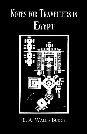 Notes For Travellers In Egypt book cover