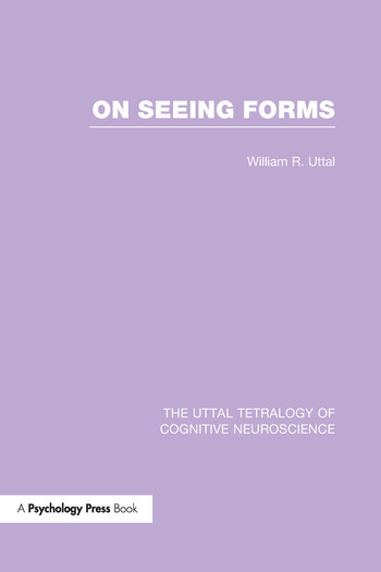 On Seeing Forms book cover