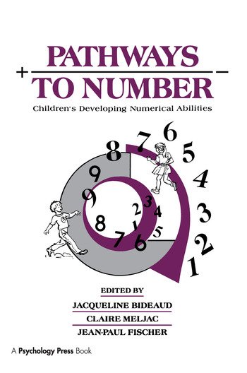 Pathways To Number Children's Developing Numerical Abilities book cover