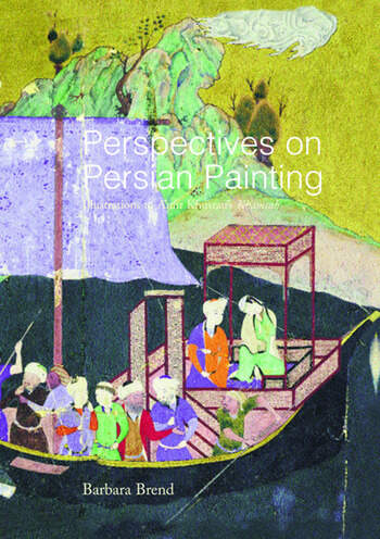 Perspectives on Persian Painting Illustrations to Amir Khusrau's Khamsah book cover