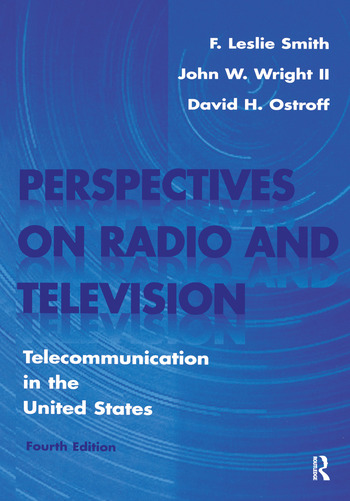 Perspectives on Radio and Television Telecommunication in the United States book cover