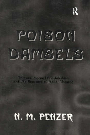Poison Damsels book cover