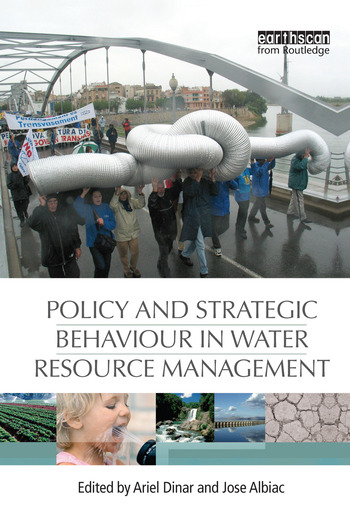Policy and Strategic Behaviour in Water Resource Management book cover