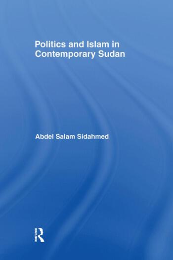 Politics and Islam in Contemporary Sudan book cover