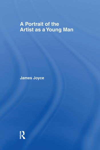 Portrait of the Artist as a Young Man book cover